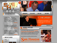 Bob Marlin -- Sam Houston State --  Member of AllCoachNetwork.com