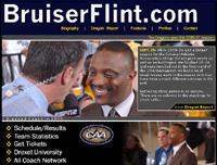 Bruiser Flint -- Drexel -- AllCoachNetwork.com