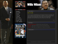 Willis Wilson -- Rice -- Member of AllCoachNetwork.com