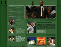 Frank Haith -- University of Miami -- Member of AllCoachNetwork.com