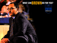 Milan Brown -- Mount St. Mary's --  Member of AllCoachNetwork.com