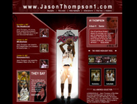 Jason Thompson -- Rider University