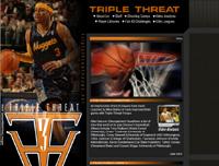 Triple Threat Hoops -- AllCoachNetwork.com