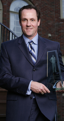 Gregg Marshall was the recipient of the 2007 Hugh Durham Coach of the Year Award presented by CollegeInsider.com.